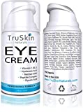 TruSkin Naturals Eye Cream - Anti-Aging Formula Hydrates, Protects & Revitalizes Delicate Skin Around Eyes - 15ml
