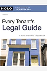 Every Tenant's Legal Guide Paperback