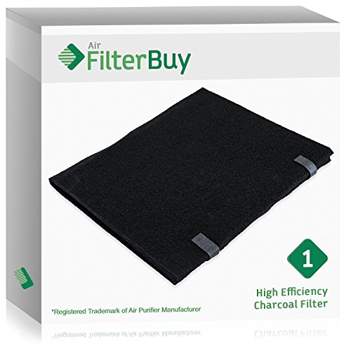 FilterBuy Honeywell A Pre-Separate Replacement Carbon Filter, HRF-AP1. Designed by FilterBuy to fit Honeywell Round, QuietCare & SilentComfort Air Purifiers.