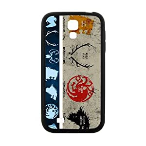 DAZHAHUI Game Of Thrones Cell Phone Case for Samsung Galaxy S4