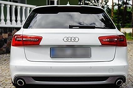 Audi A6 Avant 4g C7 Hl006 Rear Spoiler S Line New Auto