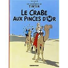 TINTIN T.09 : LE CRABE AU PINCES D'OR