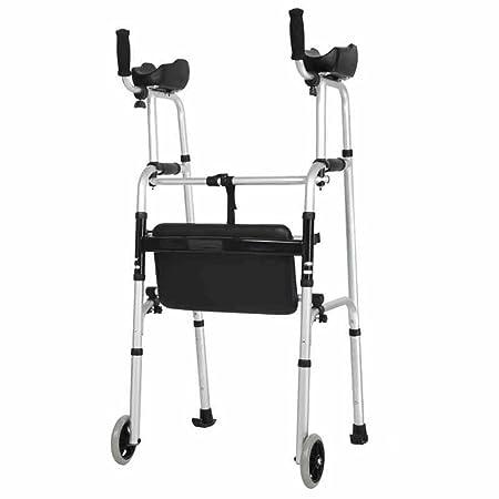 B-fengliu Andador con Asiento for discapacitados ...