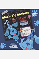 Blue's Big Birthday (Blue's Clues) Hardcover