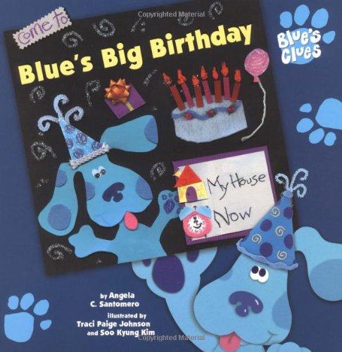 Download Blue's Big Birthday (Blue's Clues) pdf