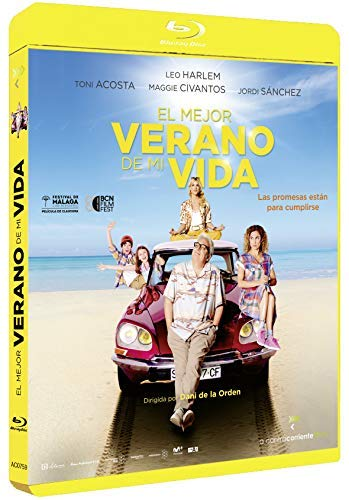 The Best Summer of My Life 2018 El mejor verano de mi vida Blu-Ray: Amazon.es: Antonio Dechent, Nathalie Seseña, Leo Harlem, Toni Acosta, Maggie Civantos, Jordi Sánchez, Stephanie Gil, Alejandro Serrano, Isabel