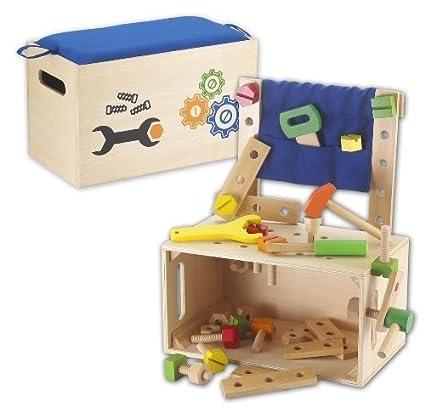 Kids Toy Werkbank Mobil