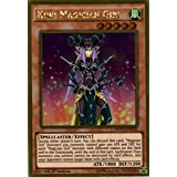 Yu-Gi-Oh! - Kiwi Magician Girl (MVP1-ENG16) - The Dark Side of Dimensions Movie Pack Gold Edition - 1st Edition - Gold Rare