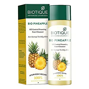 Biotique Bio Pineapple Oil Control Face Skin