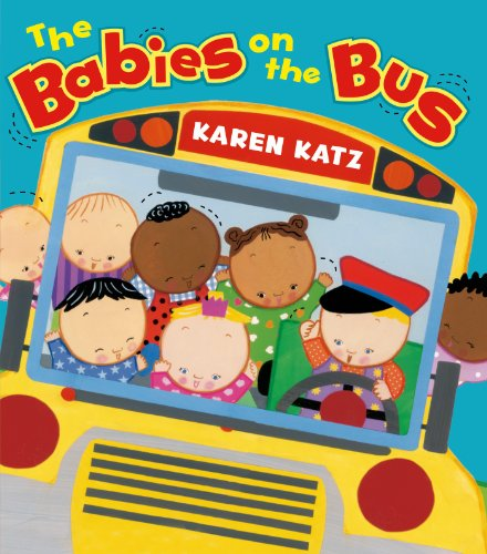 The Babies on the Bus (Rhymes Kids Nursery Activities For)