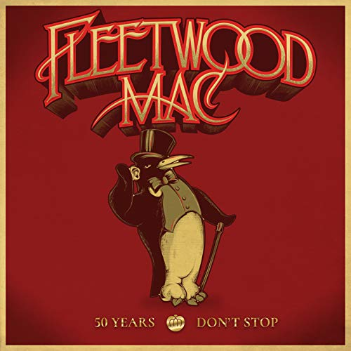50 Years - Don't Stop (3CD) (The Very Best Of Fleetwood Mac)