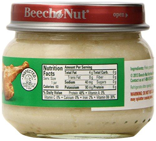 Beech Nut Beef Gravy Baby Food