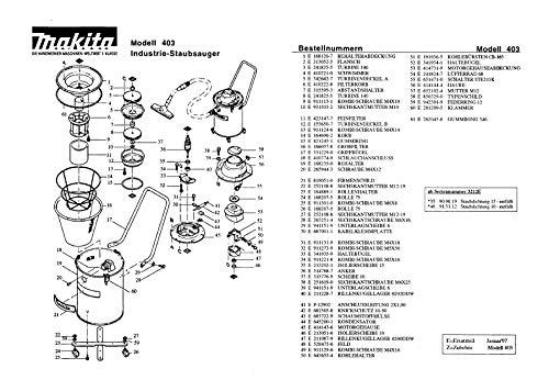 Makita 211228-7 Ball Bearing 6202Ddw Hm1303B