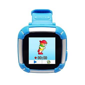 Amazon.com: Bravetoshop - Reloj inteligente para niños, con ...