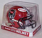North Carolina State Wolfpack Tuffy Riddell Speed