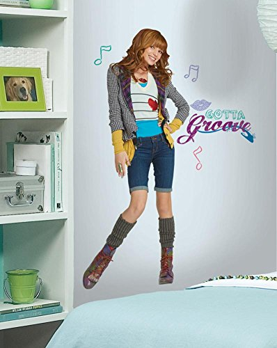 Roommates Rmk1765Gm Disney Cece Shake It Up Peel And Stick Giant Wall Decals