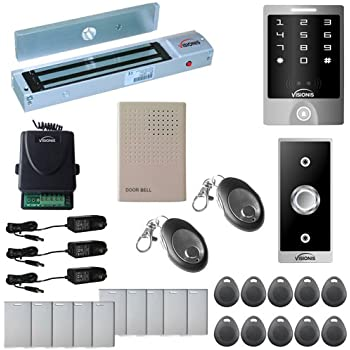 Amazon Com Visionis Fpc 5146 One Door Access Control Out