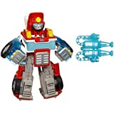 Playskool Heroes Transformers Rescue Bots Energize Heatwave the Fire-Bot Action Figure, Ages 3-7 (Amazon Exclusive)