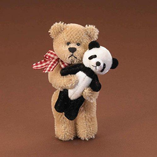Mohair Book - Boyds Bears Mohair Bear with Panda