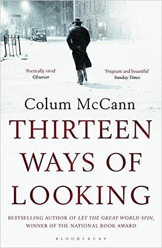 Thirteen Ways Of Looking Amazon Colum Mccann Fremdsprachige Bcher