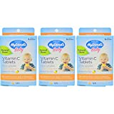 Cheap Hyland's Baby Vitamin C Quick Dissolving Tablets, Natural Lemon 125 ea (Pack of 3)