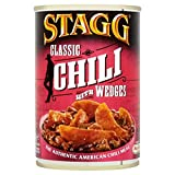 Stagg Classic Chilli With Potato Wedges 380g (Pack of 6)
