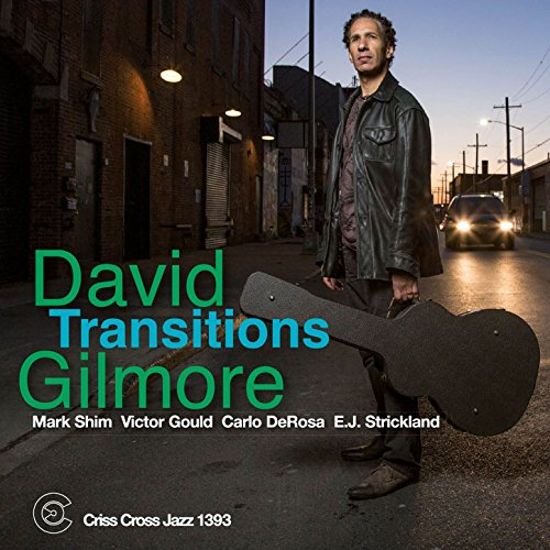 David Gilmore - Transitions cover