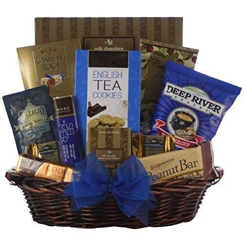 GreatArrivals Shalom Gourmet Kosher Hanukkah Gift Basket