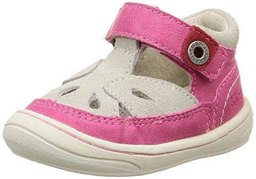 Kickers Zela Unisex Baby Lauflernschuhe Pink (213)