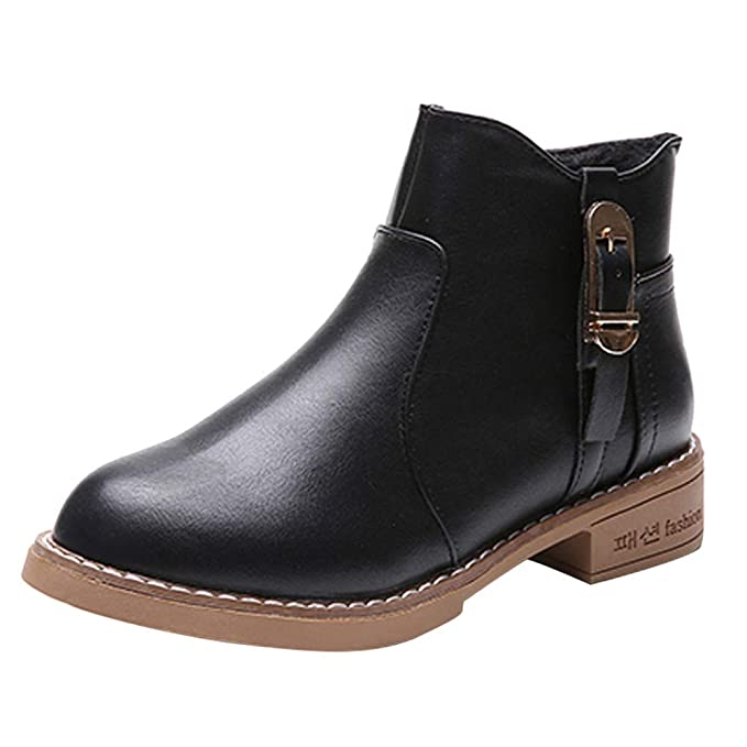 759a98b025b DENER❤ Women Ladies Winter Combat Boots
