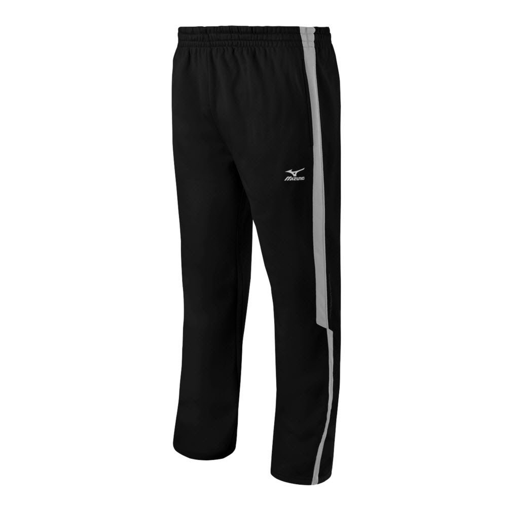 Mizuno Elite Thermal Pant B014QOMPY4 Large|ブラック ブラック Large