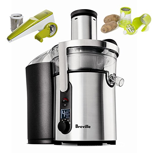 Breville BJE510XL Multi Speed 900 Watt Juicer product image