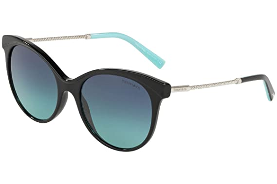 Tiffany & Co. Gafas de sol TF4149 w / 55mm de lente azul ...