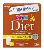 Japan Health and Beauty - Meiji VAAM diet powder pink grapefruit flavor 6g ¡Á 16 bags *AF27*