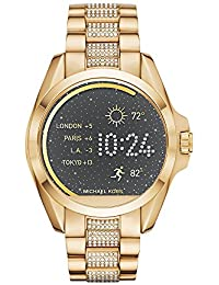 Access Touchscreen Gold Bradshaw Smartwatch MKT5002