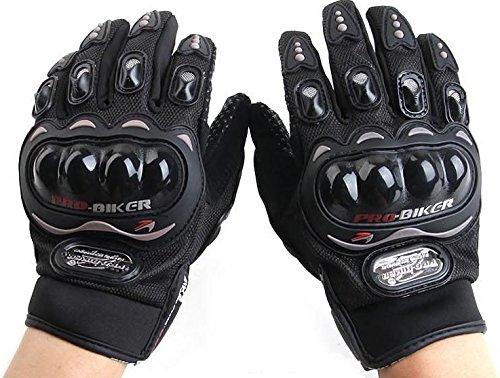 Yamaha Motorcycle Gloves - 7