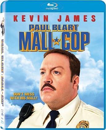 Paul Blart Mall Cop Blu Ray