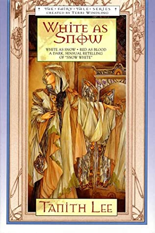 book cover of White as Snow