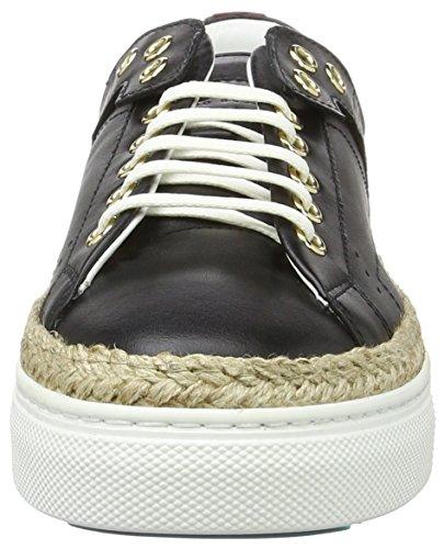 Hugo Connie-r 10195754 01, Zapatillas para Mujer Negro (Black 1)
