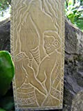 TikiMaster THE KING'S LOVE - KING KAMEHAMEHA - HAND CARVED STORYBOARD
