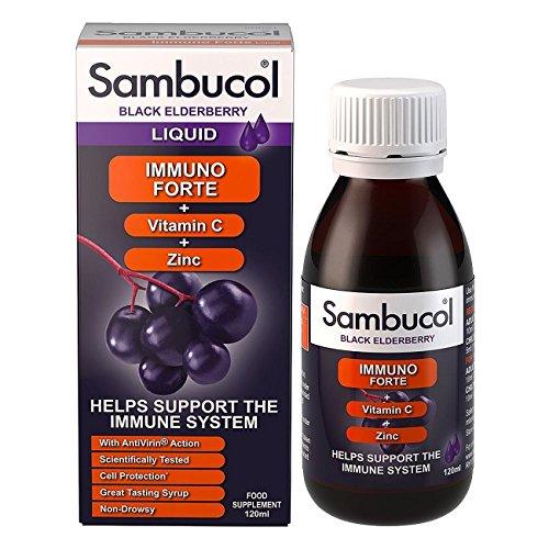 (Sambucol 120ml Immuno Forte Liquid)