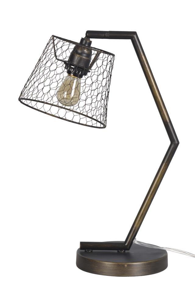 LampsPerSe LPS-223 Table Lamp Bronze
