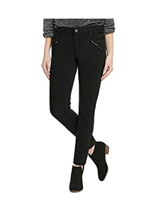 628276d016ce0 Kenneth Cole Ladies' Moto Skinny Jean, Black at Amazon Women's Jeans ...
