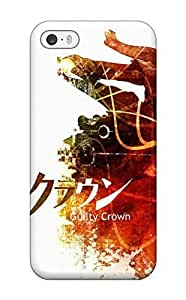 Travers-Diy Flexible Back case cover For Iphone 4s - Longguilty Crown Ouma Shu Yuzuriha R6bQJajOwDI Inori
