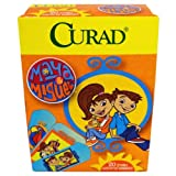 DDI Curad Maya & Miguel 20 Count Assorted Bandages Case Pack 24