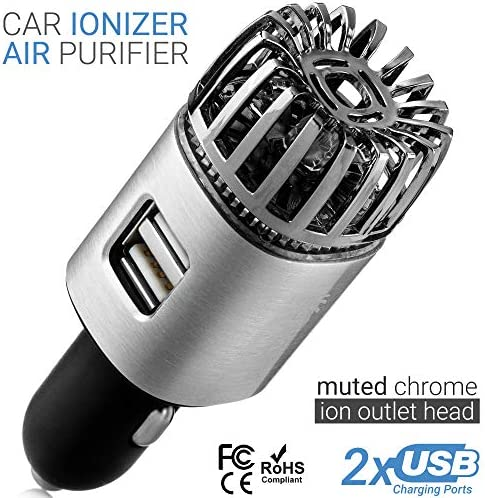TwinkleBirds Car Purifier Ionizer Plug product image