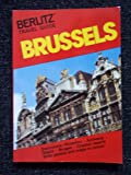 Berlitz Travel Guide to Brussels, Berlitz Editors, 0029690501