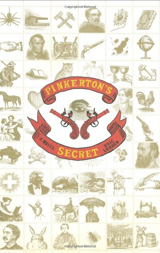 Pinkerton's Secret: A Novel (John MacRae Books) pdf