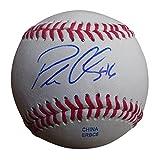 Arizona Diamondbacks Patrick Corbin Autographed Hand Signed Baseball with Proof Photo of Signing and COA