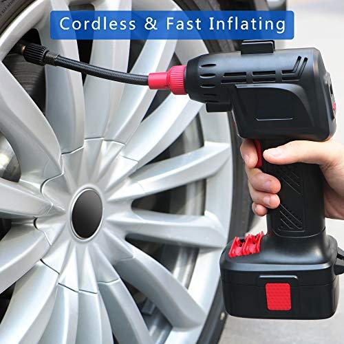 Buy air hawk pro cordless air compressor